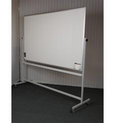 Flip Whiteboard på hjul