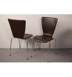 Stabel stol, brugt