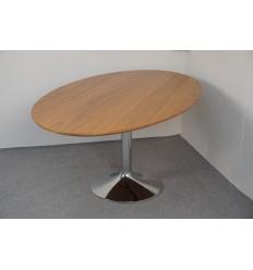 Konferencebord i valnød, brugt