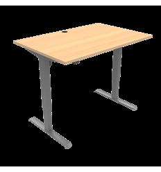 El hæve sænkebord, Conset, bøg, 501-33, Nyt